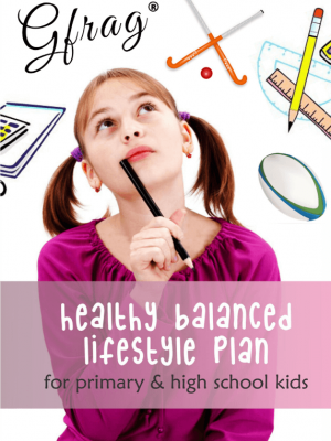 Gfrag® Kids Lifestyle Plan