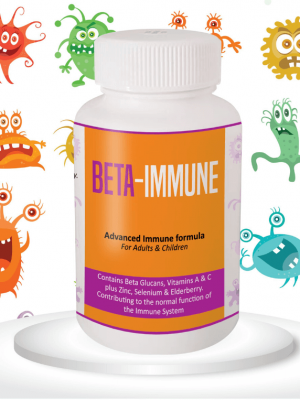 Gfrag® Beta-Immune Booster