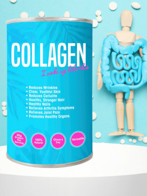 Gfrag® Hydrolized Peptan Collagen with Vit C