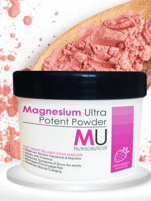 Gfrag® Magnesium Ultra Potent Pink Powder