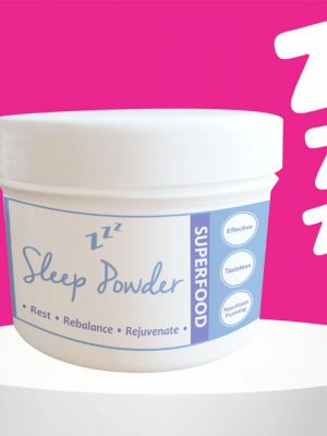 Gfrag® Sleep Powder Superfood