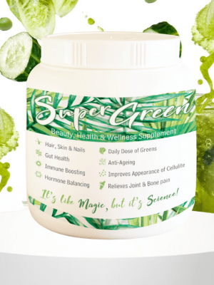 Gfrag® Super Green Health & Beauty Supplement