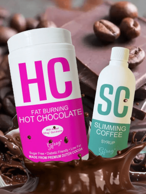 Gfrag® Coffee & Hot Choc Combo